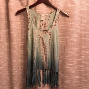 American Rag ombre Tank Top, XS